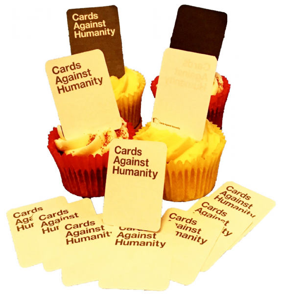 Edible cake toppers - Cards Against Humanity